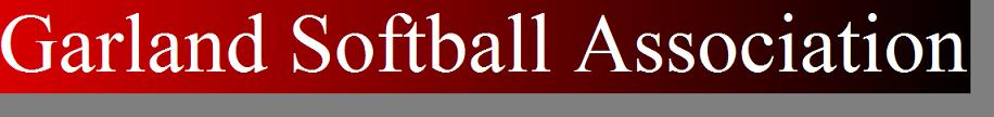 Garland Softball Association